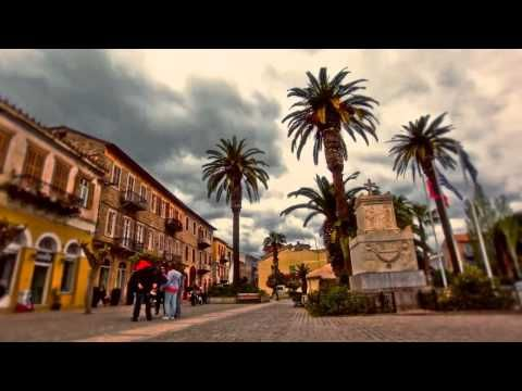 Nafplion Greece Time Lapse Video-Photography