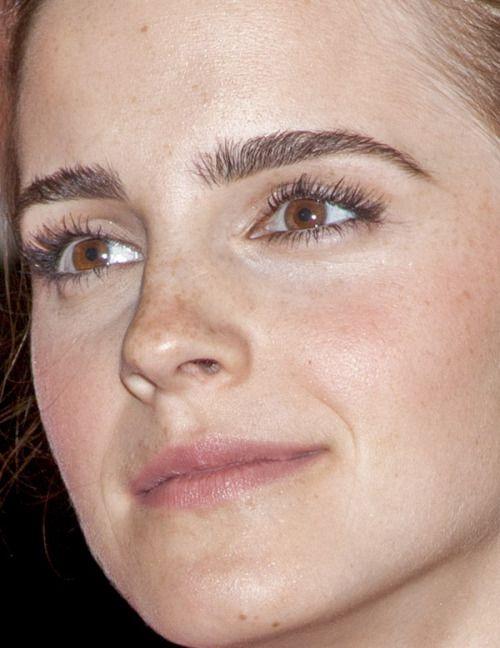 emma watson emma watson hermione granger freckles celebrity celebs celeb celebrities celebrityclose-up.com