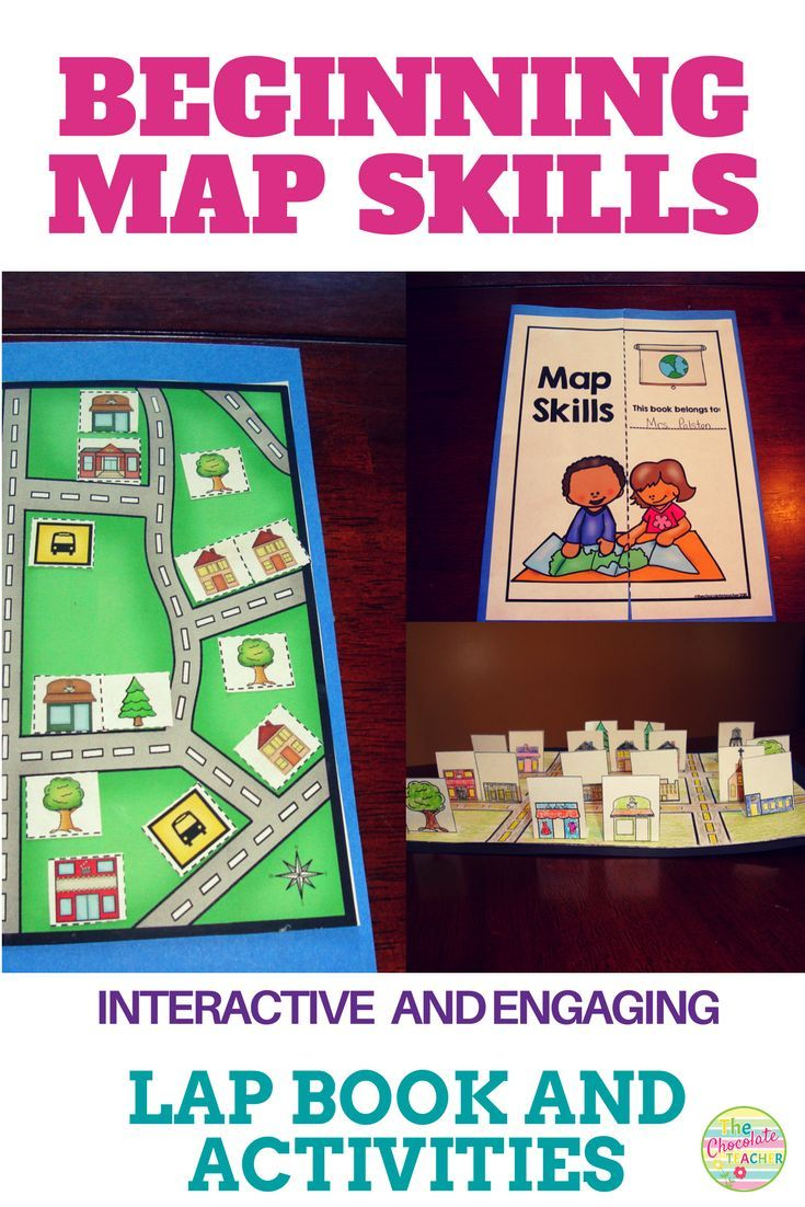 Are you looking for a fun unit to teach mapping skills? This is an engaging unit for your first and second grade students. There are plenty of hands on activities, including a lap book, 3D map, and worksheets.