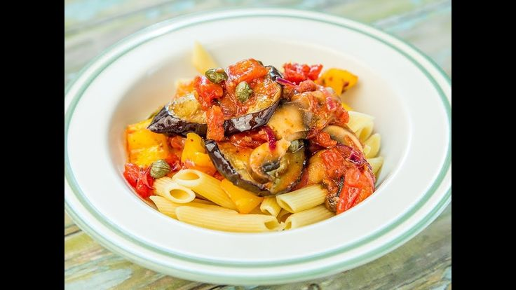 Do you wonder how to make your pasta better? Why not serve them with a rich eggplant and mushroom sauce? To enhance the sweet taste of the eggplant we've first roasted it in the oven then add it to the thick mushroom pepper and tomato sauce. Use whatever pasta fancies you most - the rich veggie sauce coats evenly every shape you'd choose.  --------------------- Follow us on: Facebook: http://sodl.co/2dRsH0l Instagram: http://sodl.co/2eMvdCP  Twitter: https://twitter.com/sodlco  Pinterest…
