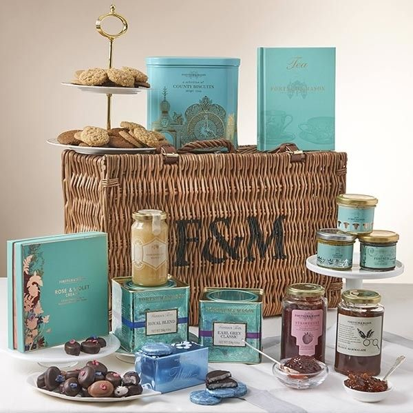 COMPETITION: Win Year's Supply of Fairy Liquid and Luxury Fortnum and Mason Hamper (worth over £220)