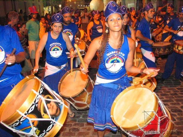 Carnaval no Recife Antigo
