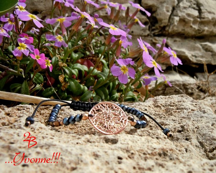 2B ...Stunning!!! Gorgeous bracelet that combines an elegant design with a light boho style!!!