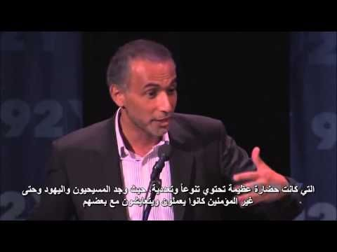 Christopher Hitchens and Tariq Ramadan Debate: Is Islam a Religion of Peace? - YouTube