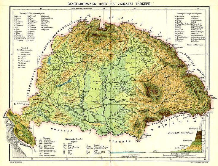 The Best Mapa De Austria Ideas On Pinterest Genealogias - Physical map of austria