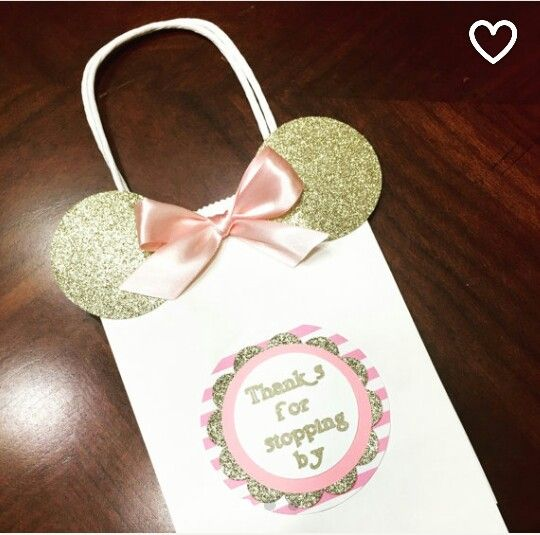 Bolsas de Minnie