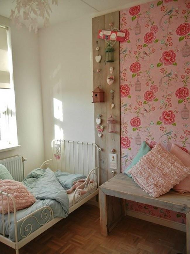 Meer dan 1000 idee n over roze meisjeskamers op pinterest meisjeskamers kinderen slaapkamer - Roze kinderkamer ...