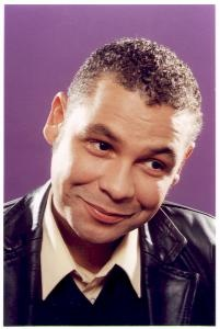 Craig Charles - back in the day!