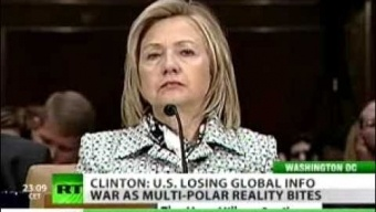 TruthTheory        Featured      Articles      Movies      Infographics      Gallery      Media      Polls      Shop      About      Contact    Hillary Clinton: US Losing Information War to Alternative Media