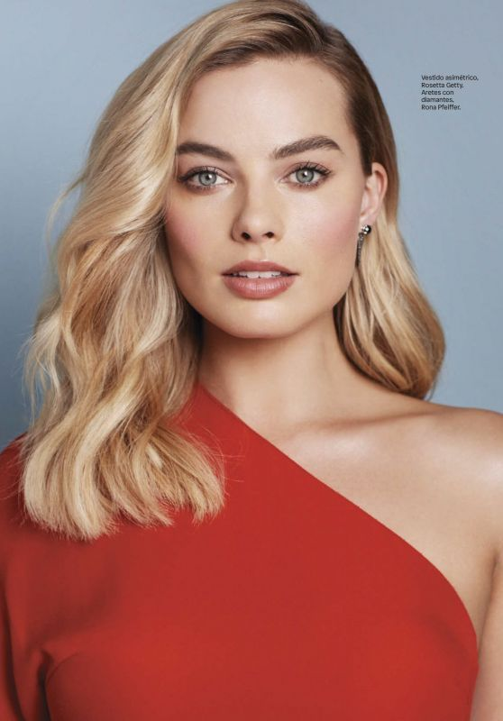 fuckyeahcelebs:    Margot Robbie for Glamour Mexico August 2016.