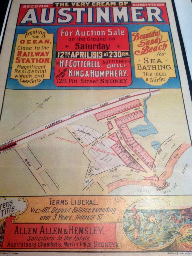 Land for sale | Austinmer, NSW South Coast | April 1913
