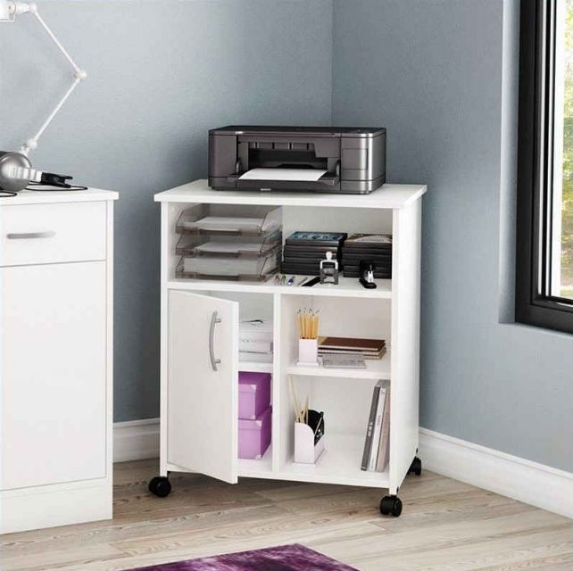17 Best Ideas About Printer Storage On Pinterest Desktop
