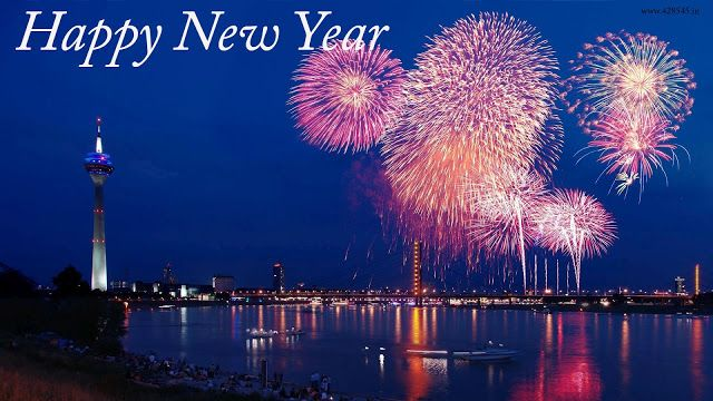 Beautiful Happy New Year Images 2020 With Punjabi Messages Fireworks Wallpaper Happy New Year Images New Year Images