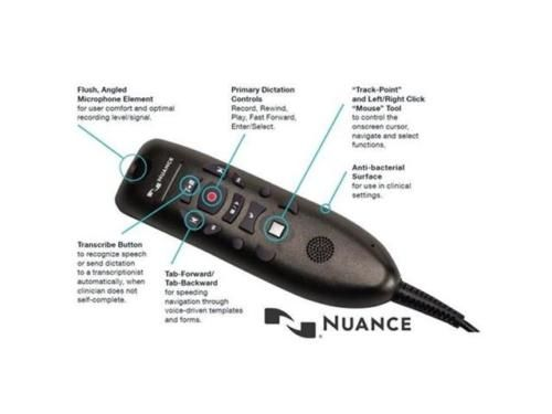 Other Portable Audio: Nuance Communications - 0Powm3n3-E - Nuance Powermic Iii Microphone - Mono - 20 -> BUY IT NOW ONLY: $279.99 on eBay!