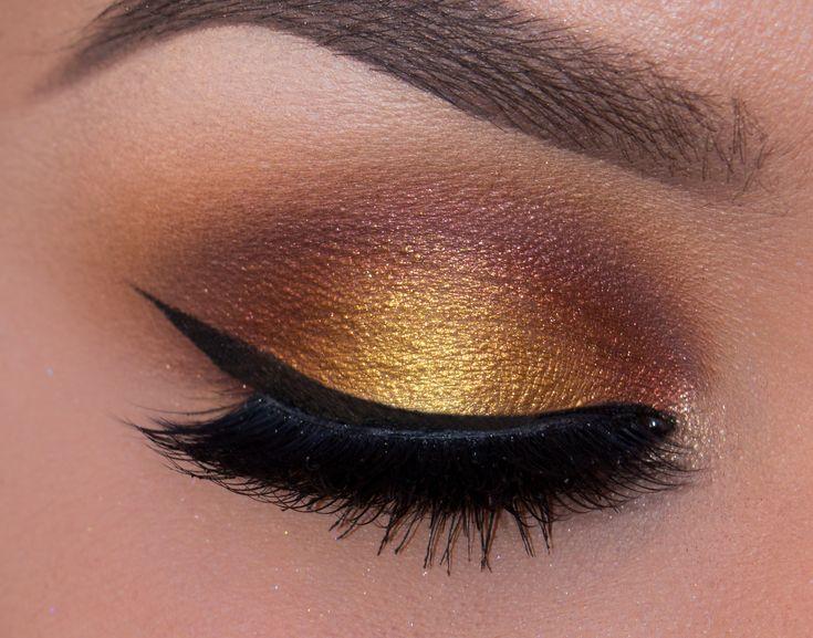 Foiled Sunset Photo Tutorial | Makeup Geek