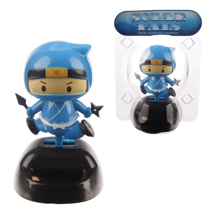 Collectable Samurai Solar Powered Pal