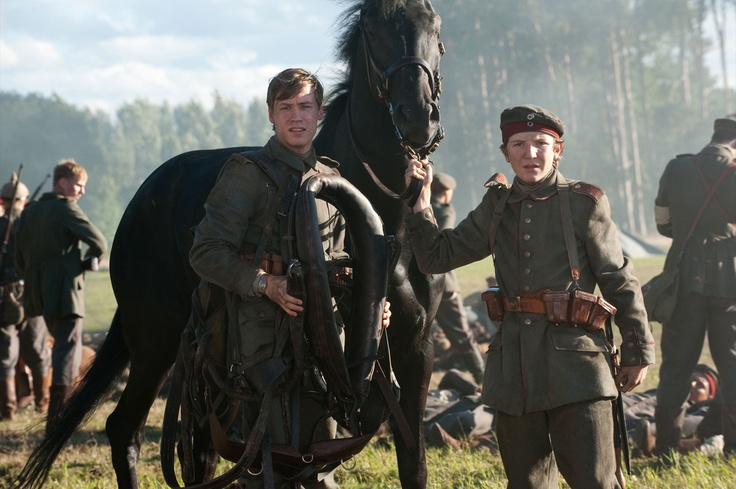 This is an awesome still from War Horse.