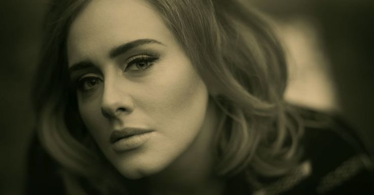 "Watch the new video for Adele's new single, ""Hello."""