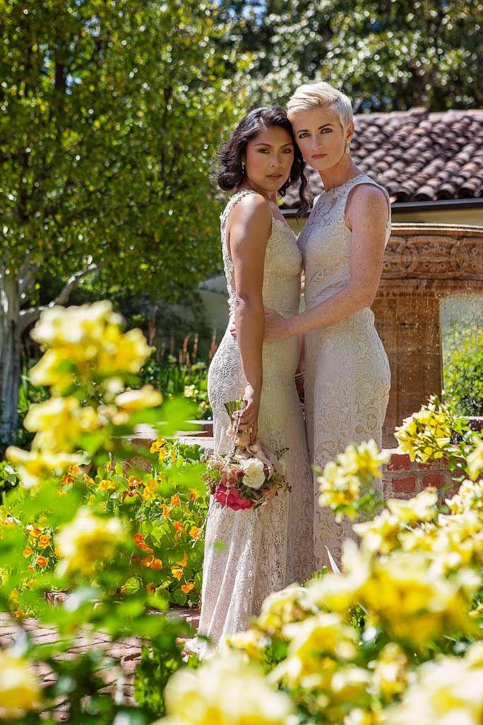 541 best images about lesbian wedding dress suit ideas for Lesbian wedding dresses and suits