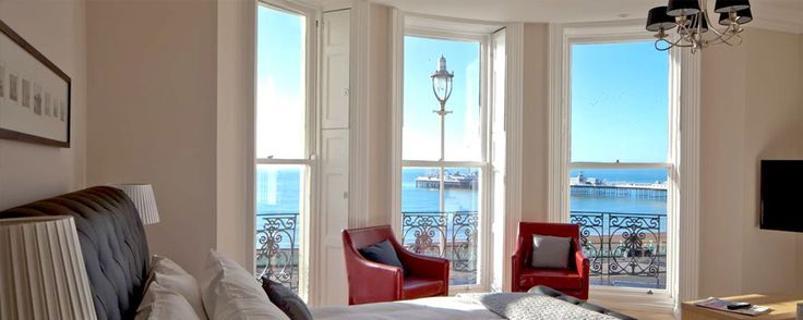 A Room With View Brighton Boutique Hotel In Luxury Brightonroom