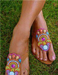 Hot lava slippers 2015