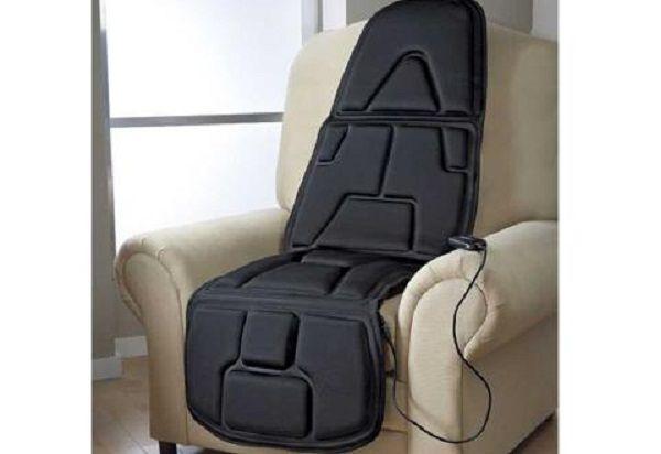 Back Massage Chair Pad