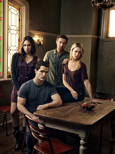 Being Human - Season 4   Cast Promo