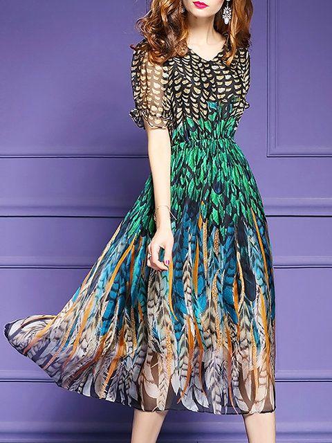 45d5357a85c Midi Dress
