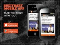 Anybody who knew Andrew Breitbart knew that he was always on the move but never out of touch. It is in that spirit that Breitbart News launches its brand new mobile app enabling Breitbart readers the ability to quickly access the site's breaking news and analysis no matter where they go.