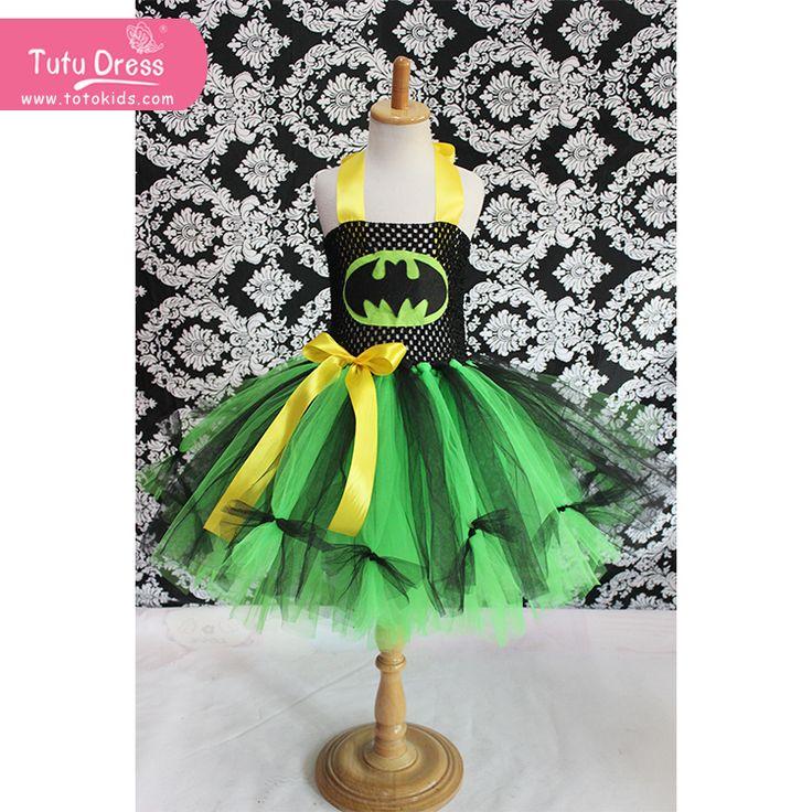 Купить Детские костюмы дети ну вечеринку платья хеллоуин костюм платье бэтмен дети платьеи другие товары категории Платьяв магазине Yiwu Shinning Apparel FactoryнаAliExpress. одеваться в черное платье и Платье слева
