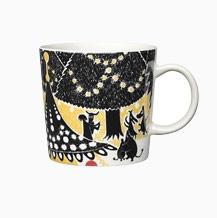 Moomin mugs, from Arabia Finland.