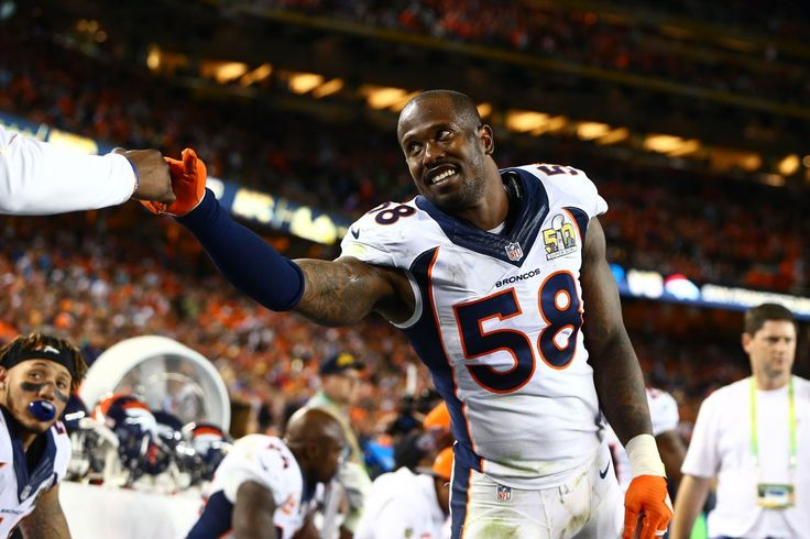 Broncos, NFL players react with joy to Von Miller's monster contract - Mile High Report