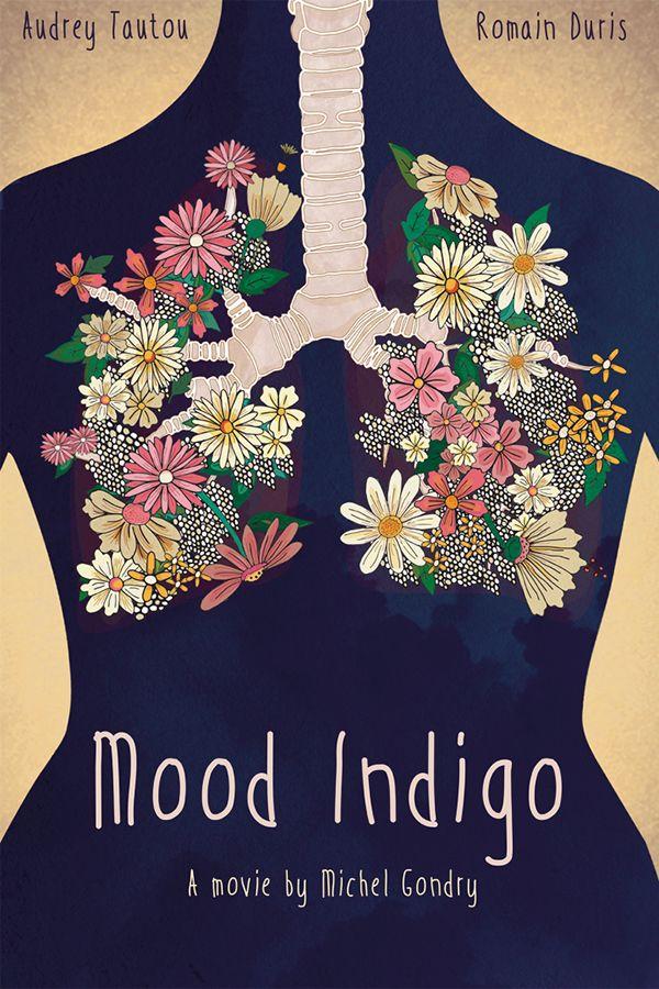 Mood Indigo - Movie Poster on Behance
