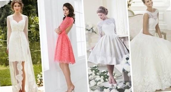 Свадебные платья для второго брака - http://1svadebnoeplate.ru/svadebnye-platja-dlja-vtorogo-braka-2978/ #свадьба #платье #свадебноеплатье #торжество #невеста