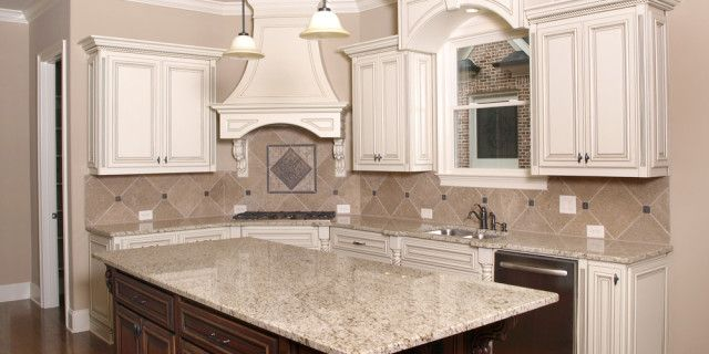 Image Result For Pinterest White Kitchen Cabinets