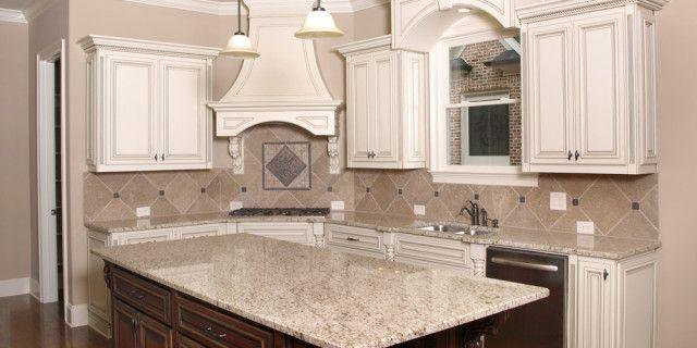 Best Back Splash Giallo Ornamental Granite Kitchen Ideas 400 x 300