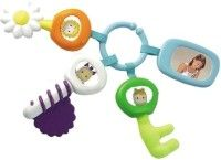 Smoby Cotoons Rattle Key Rattle #toys #kids #children #cute #colorful #Musical #rattle