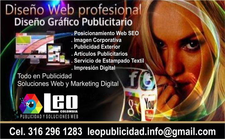 LEO PUBLICIDAD EN MANIZALES