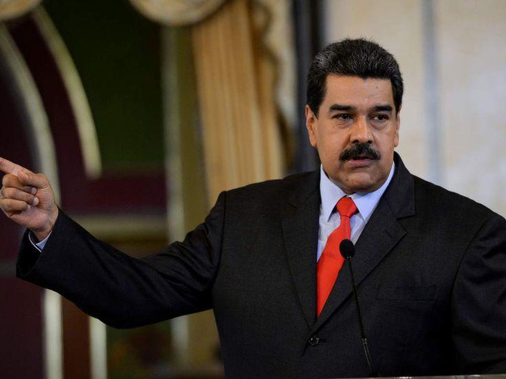 """Maduro: """"jefe de DDHH está """"enquistado como un tumor"""" en la ONU"""" -  CARACAS (Reuters) – El presidente Nicolás Maduro acusó el viernes al Alto Comisionado de Naciones Unidas para los Derechos Humanos de ser una pieza del Gobierno estadounidense """"enquistado como un tumor"""" en esa instancia, días después de que el funcionario pidiera una inv... - https://notiespartano.com/2018/03/10/maduro-jefe-ddhh-esta-enquistado-tumor-la-onu/"""