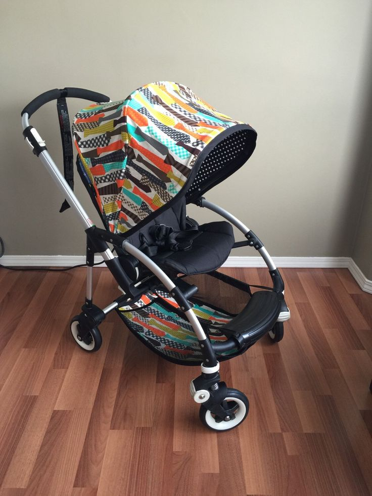 A personal favorite from my Etsy shop https://www.etsy.com/listing/265747746/bugaboo-bee-stroller-canopy-bee3-pram