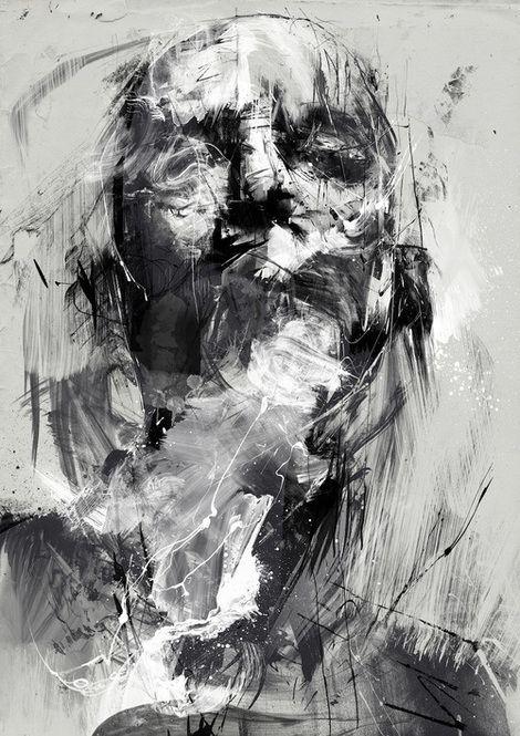 Russ Mills, Tardelli on ArtStack #russ-mills #art