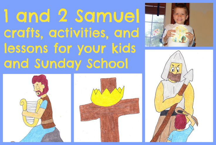 22 best bible samuel images on pinterest sunday school for Junior church lessons and crafts