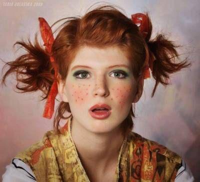 maquiagem para festa junina para meninas