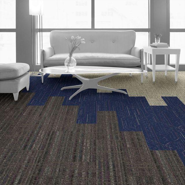 Interface Floor Design Circuit Board Blue Circuit Haptic B W