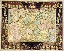 Sacro Império Romano-Germânico – Wikipédia, a enciclopédia livre