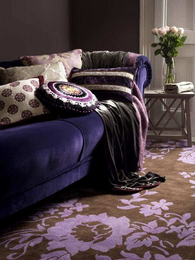 Best 25 Purple Sofa Ideas On Pinterest Purple Sofa