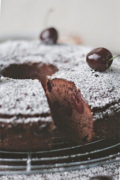 Foodblog aus Düsseldorf mit vegetarischen + veganen Rezepten | Feines Gemüse | Blog aus Düsseldorf : Schwarzwälder Kirschkuchen, portabel –aus dem Archiv