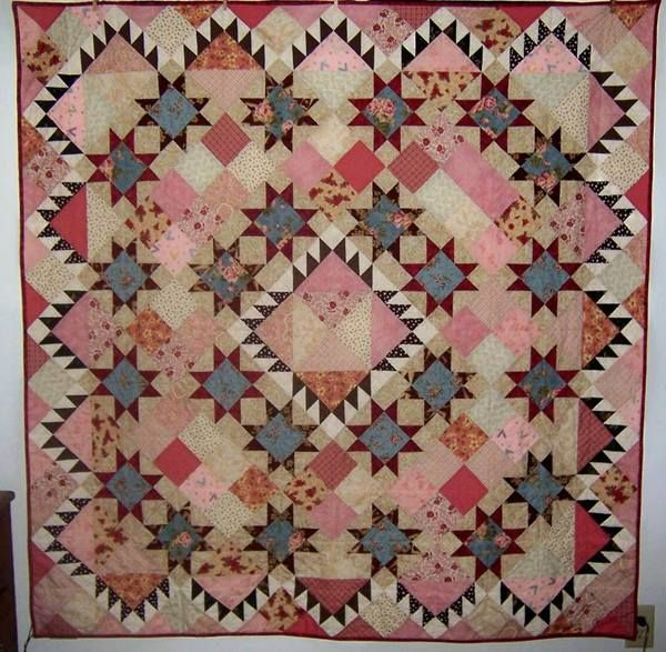 75 best ideas about Quilts: Ohio Stars on Pinterest ...