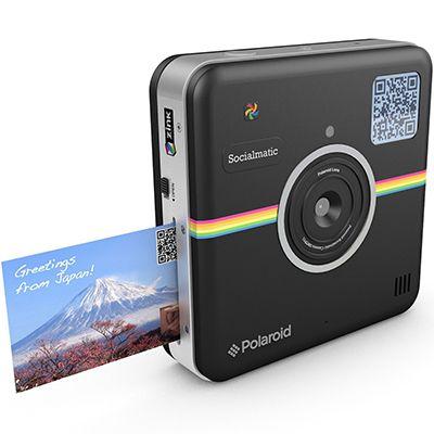 Polaroid Socialmatic Android Instant Camera - Polaroid Australia