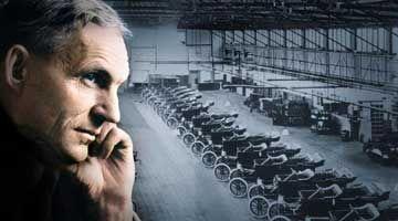 Мне нравится перечитывать истории успеха известных людей. Генри Форд является одним из величайших бизнесменов своего времени.